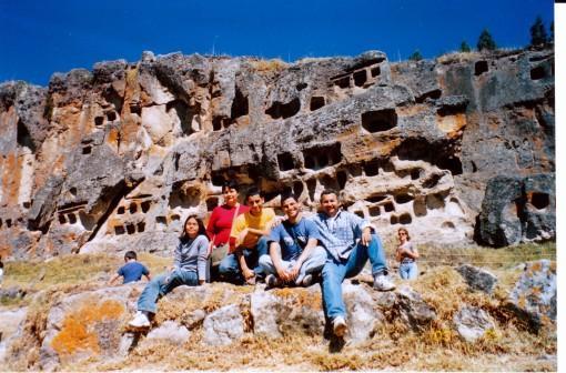 Las ventanas de Otuzco