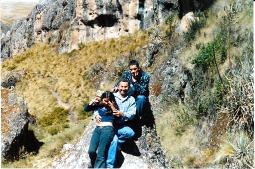 Roc�o, papá y yo