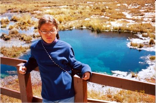Roc�o en Huaraz