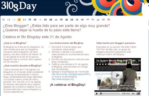 BlogDayOrg