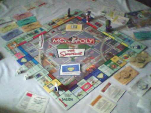 Monopolio Simpson